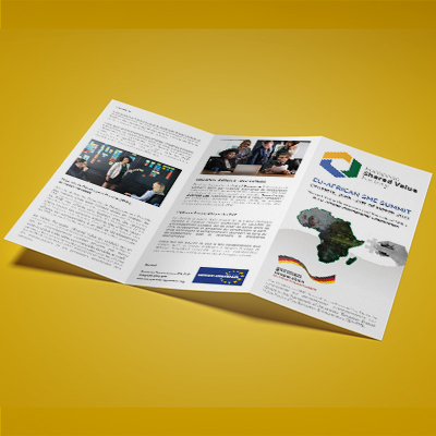 VISUAL IDENTITY FOR EU-AFRICAN SME SUMMIT